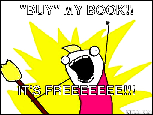 Buy my book it's free_r