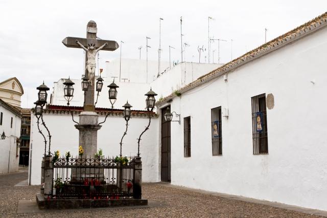Cordoba Courtyard Vigil