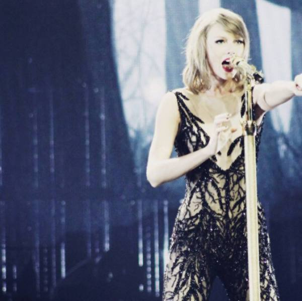 Taylor Swift, Fairness Warrior @ FB Timeline