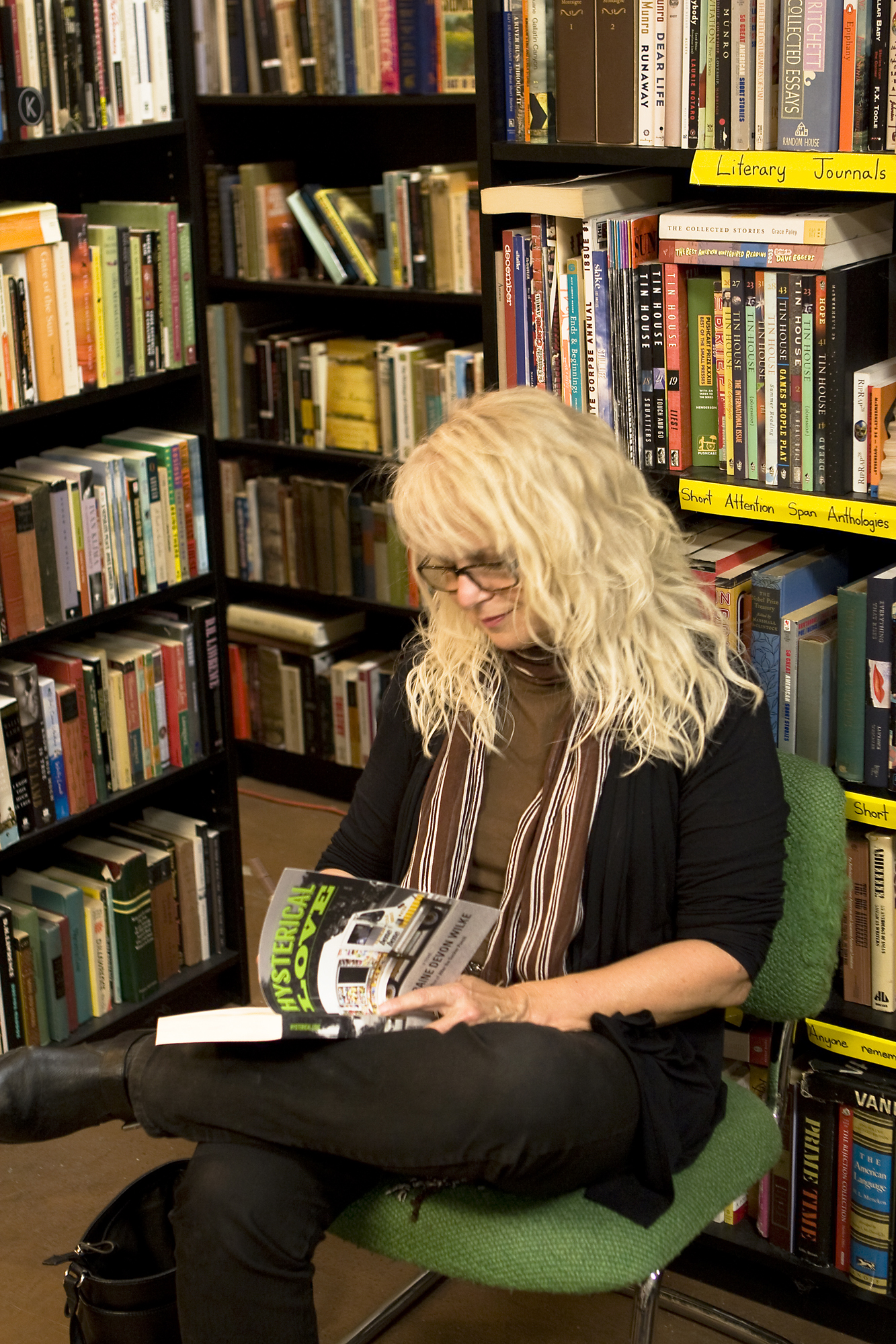 Book signing_Q&A
