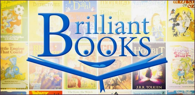 Brilliant Books banner