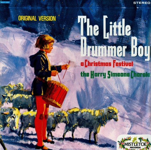 little-drummer-boy-album-cover